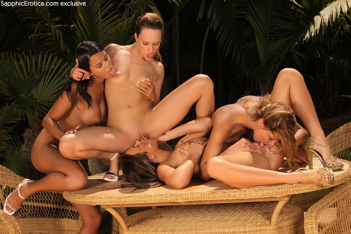 foursome girls