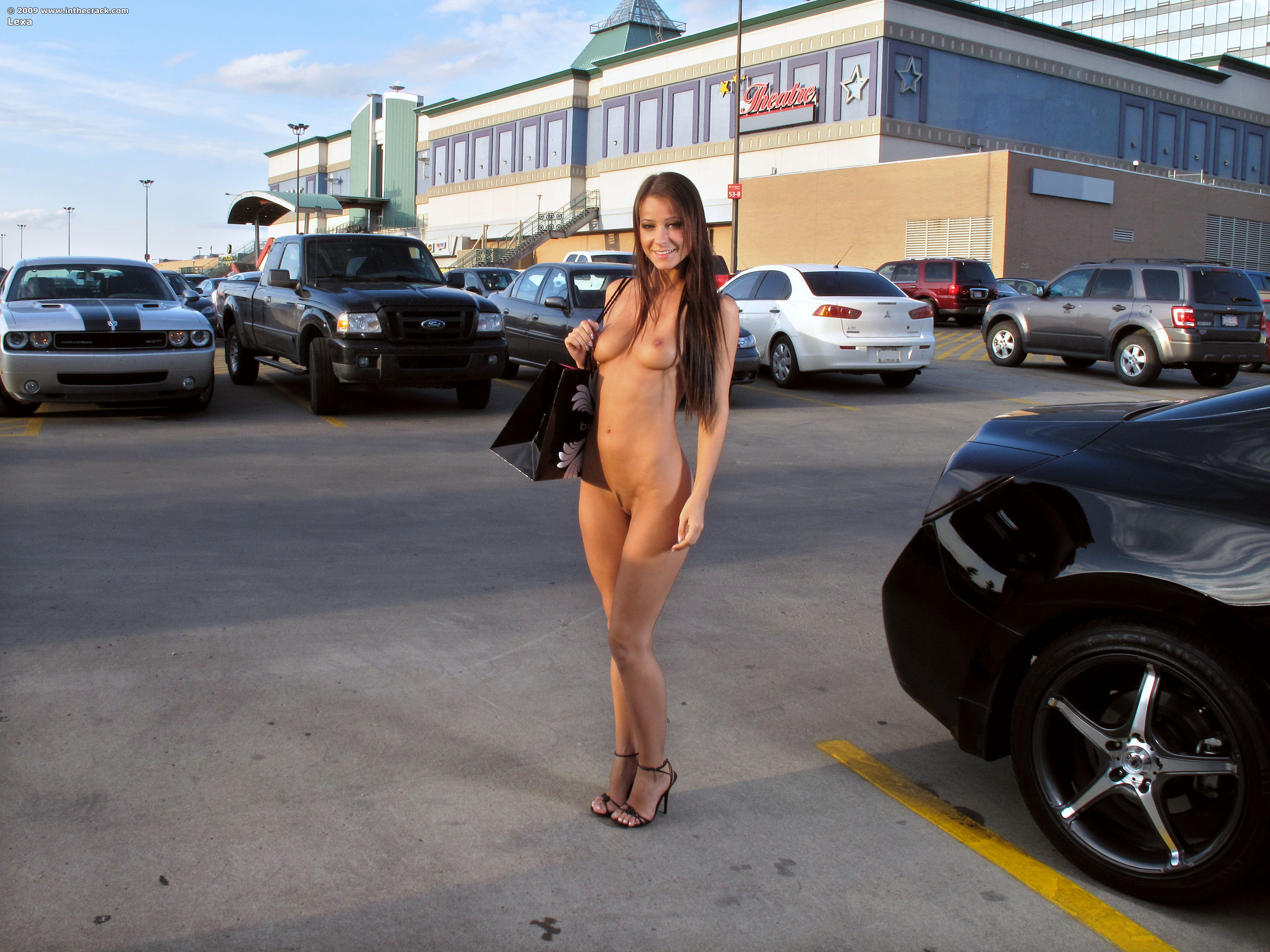 You will Nude girls in shoping mall remarkable