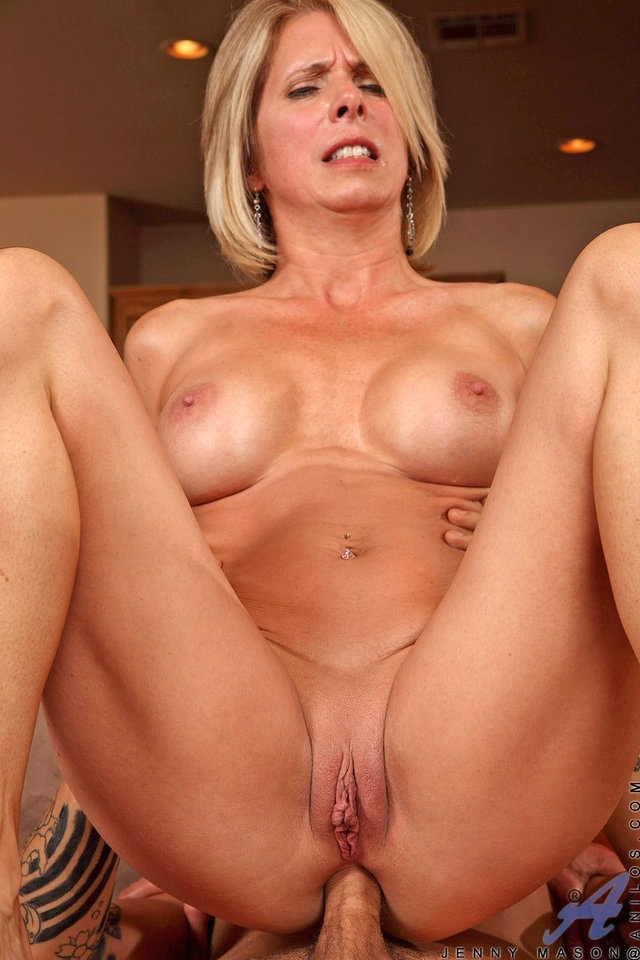 amateur mom first anal