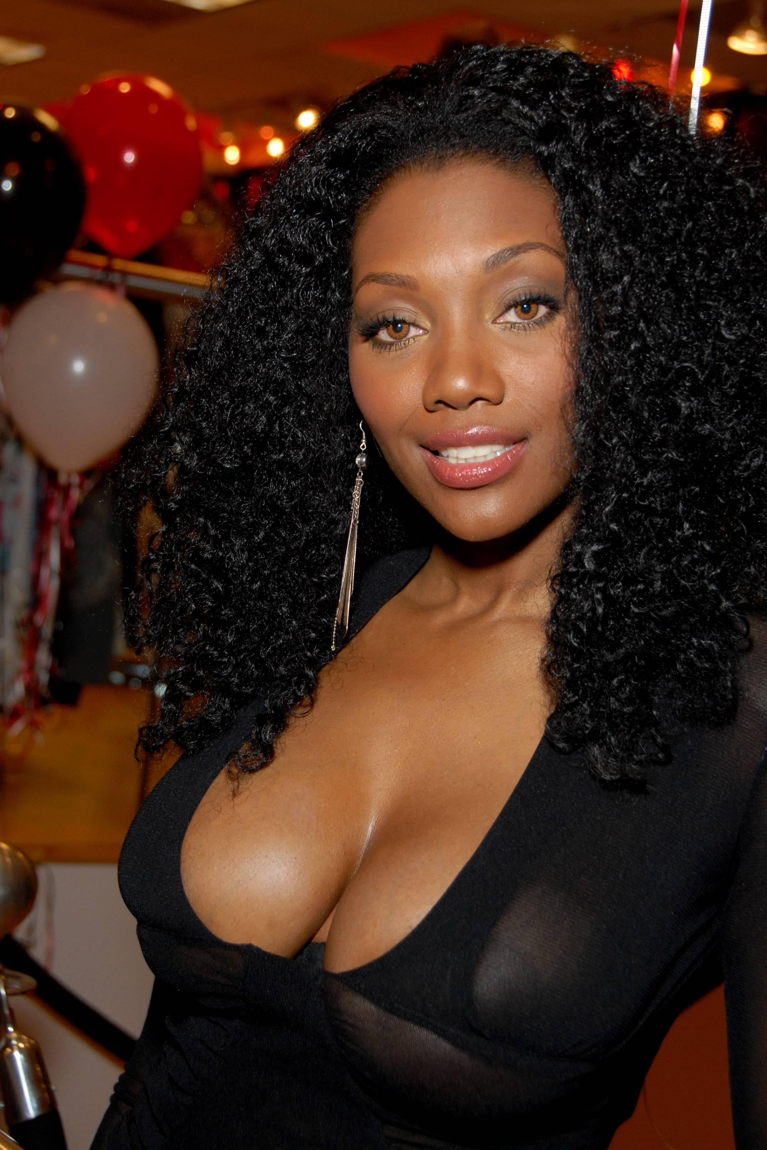 Top black porn women