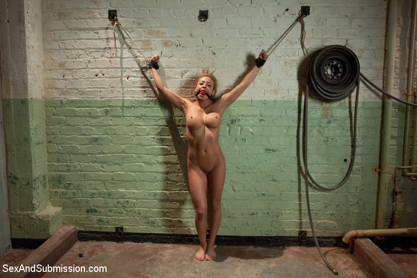 Congratulate, what wall handcuff bdsm something