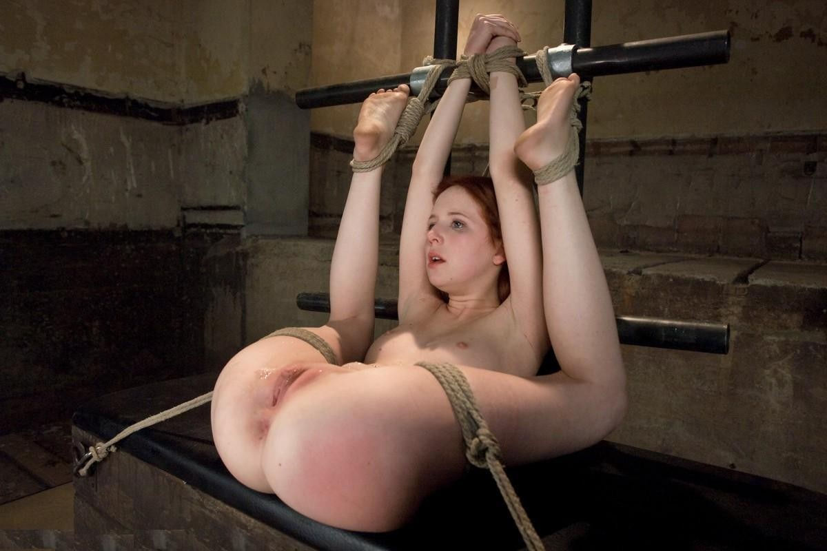 sex having up girl British tied