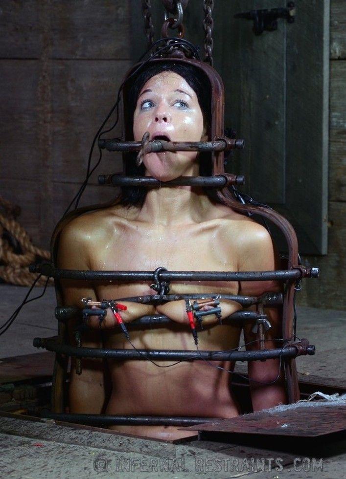 Pictures video blowjob bondage torture pain
