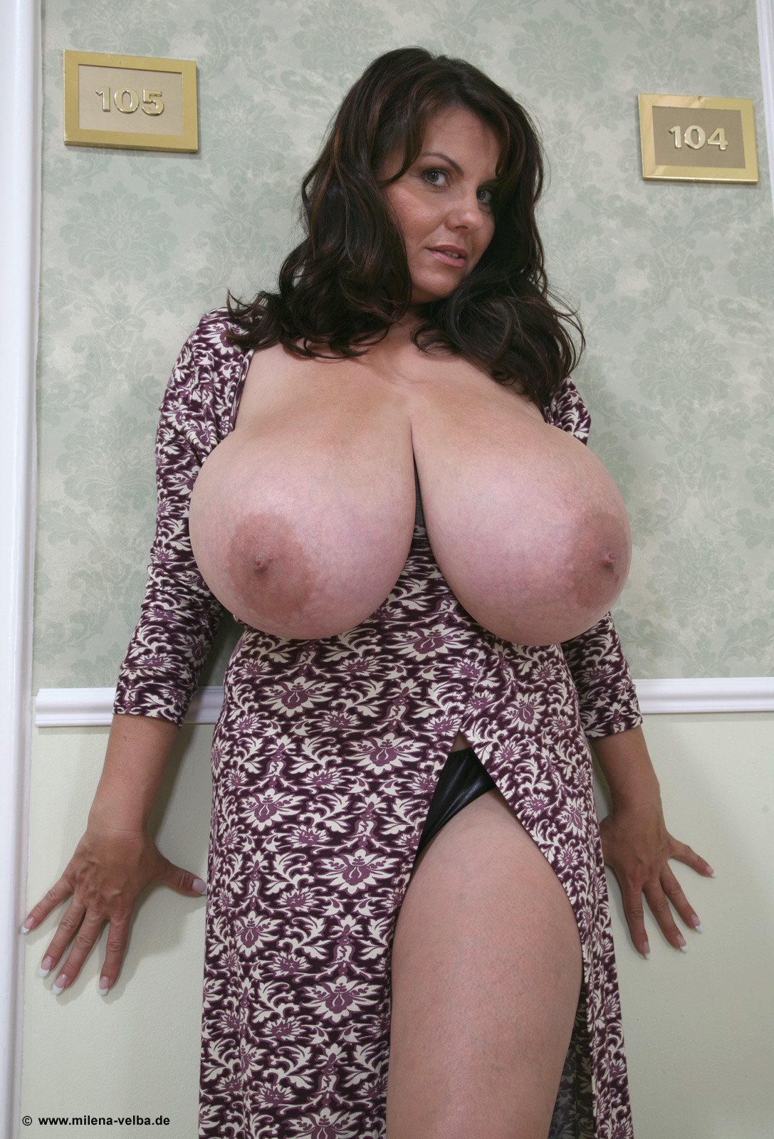 Melina big boobs