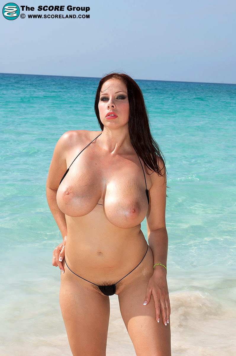 Gianna michaels nude beach