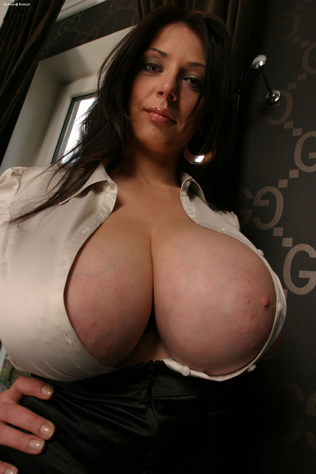 Very talented anya big boob are