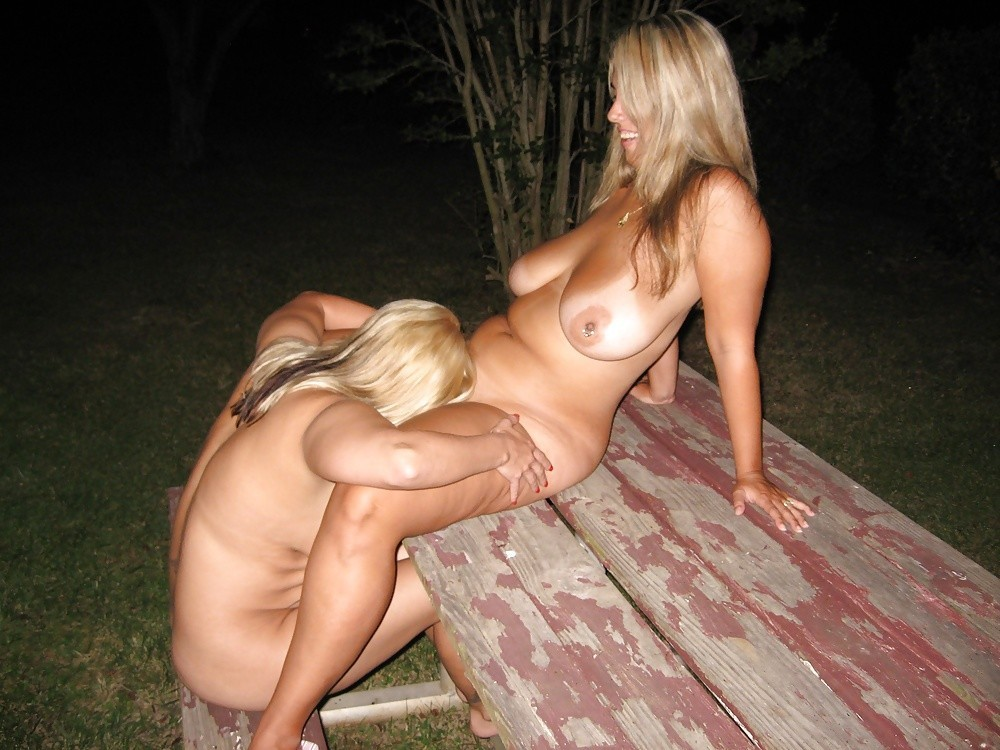 Amateur Lesbians Eating Pussy