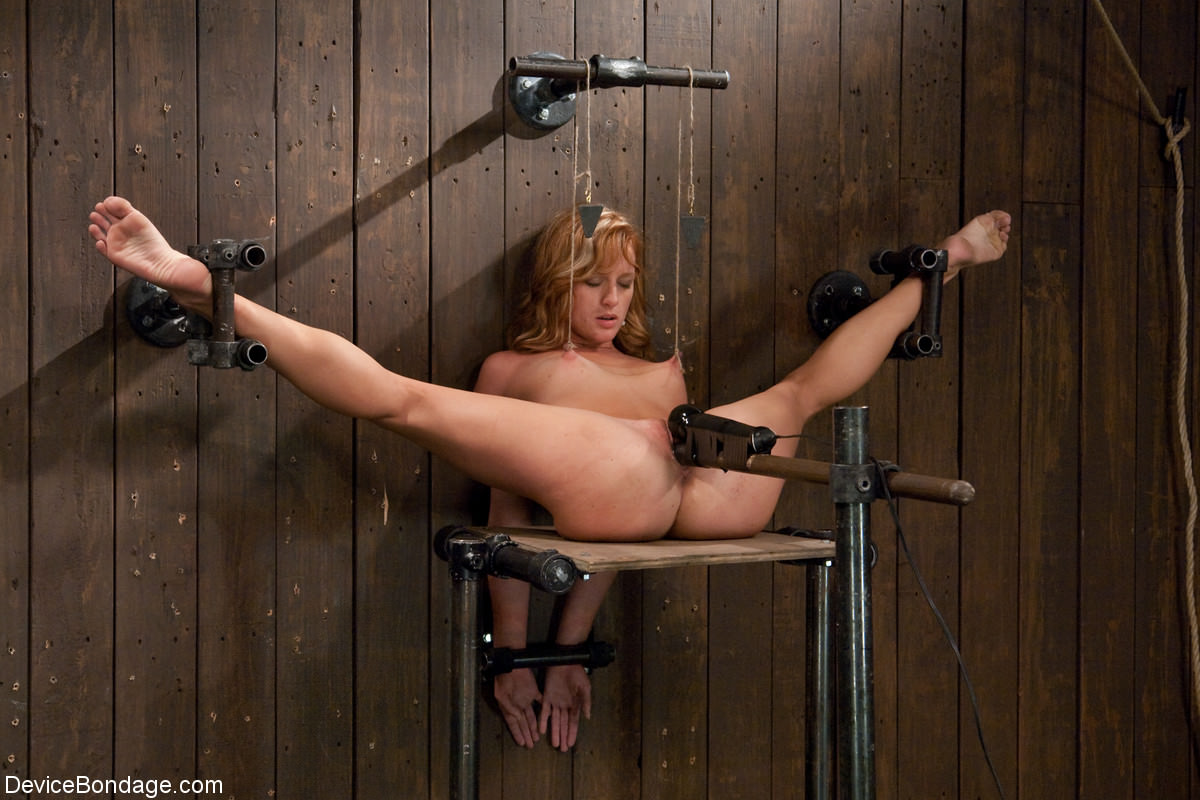 Sexy Blonde Teen In Her First Bondage 15204-7488