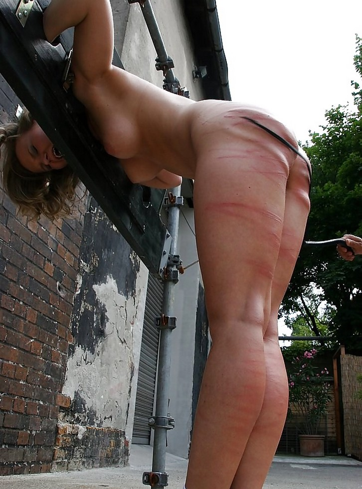 she likes getting her ass spanked