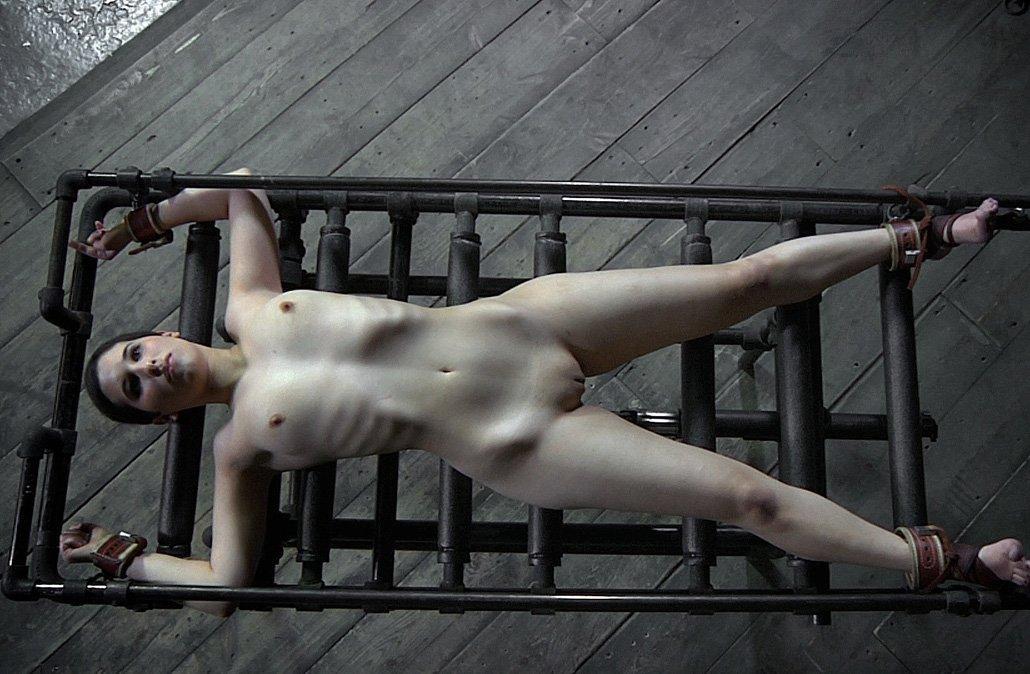 Broken leg arm sex torture
